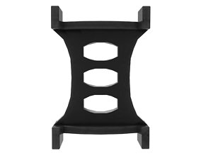 Cable Tray Part 3D asset