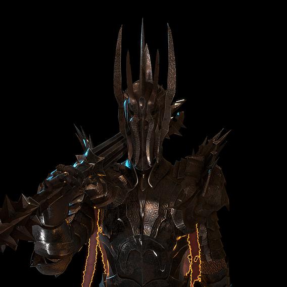 Sauron Fanart
