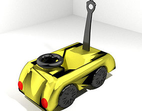 3D Baby Ride-On