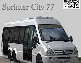 Mercedes-Benz Sprinter City 77 3D model