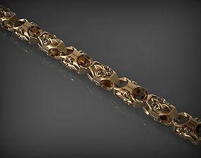 Chain Link 108 3D printable model