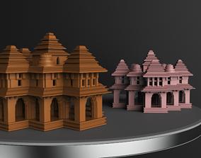 3D printable model Lotus Mahal Replica
