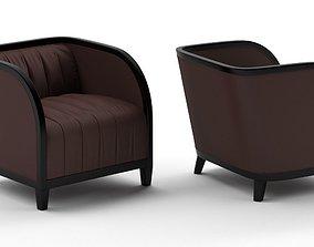 Lounge chair 4 3D model