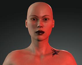 Shelly - 4K Animasyon For game 3D asset