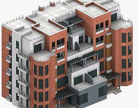 Apartment M2 007 3D model