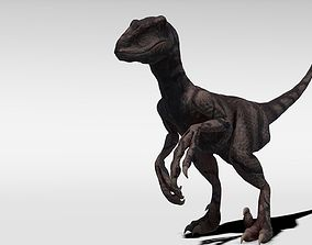 Velociraptor - Game Ready 3D asset