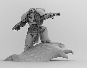 3D print model Euron Clawjoy - Scourge of Rome