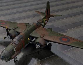 american 3D model Douglas Boston Mk-3 - A-20B