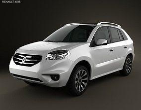 3D model Renault Koleos 2012