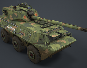 PTL-02 and PLL-05 Pack 3D asset