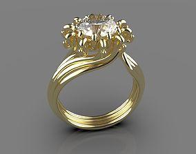3D printable model Sunshine Ring