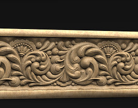 Decorative Marble 7 3D Model