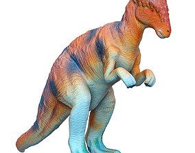 Pachycephalosaurus Toy 3D