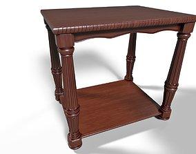 End Table v01 3D PBR