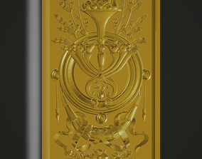 Model for Engraving Interior