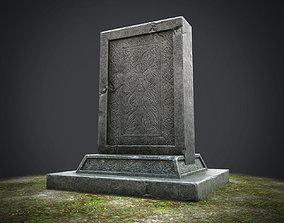 Stone Tablet 3D model
