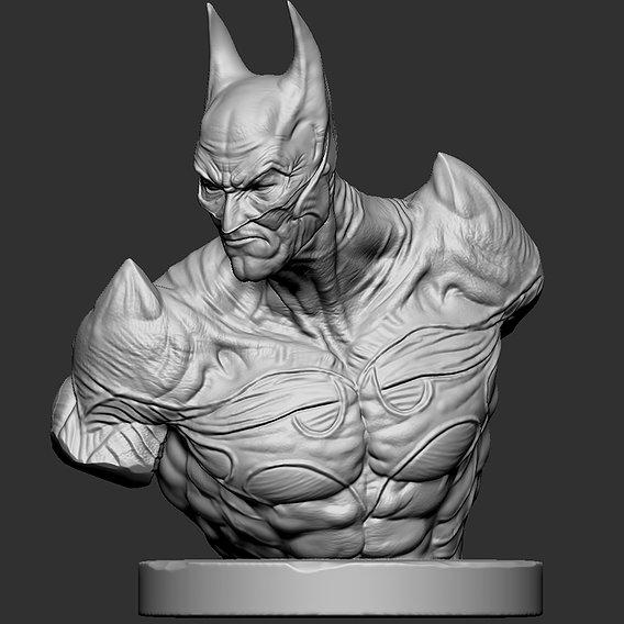 Batman Devil Bust