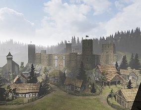 3D model Medieval kit