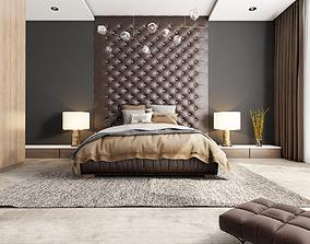 Bedroom 002 3D model