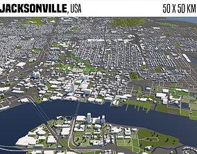 Jacksonville election 3D