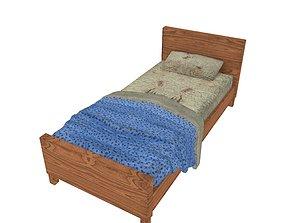 3D model Bedcloth 28