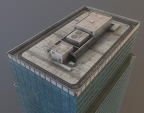 Skyscraper - 560 Mission 3D asset