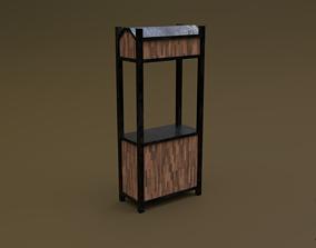 3D asset Trade stand 11 R