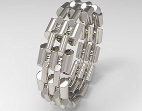 3D printable model minimal ring jewel