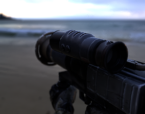 3D asset fps prox Weapons animations