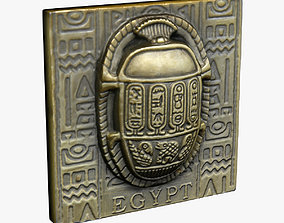Egypt Magnet Souvenir 3D printable model