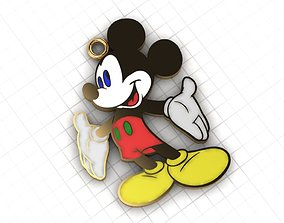3D printable model Micky mouse