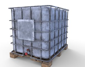 3D asset IBC Container 4