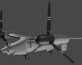 BELL V-247 VIGILANT - The MEGA Do-it-All 3D model 1