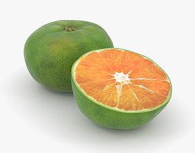 Green Tangerine 3D