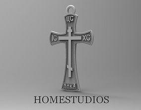3D print model RELIGIOUS CROSS 23