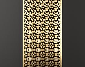 3D model Decorative panel 222