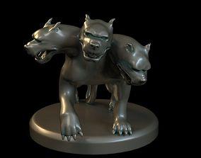 Cerberus 3D print model