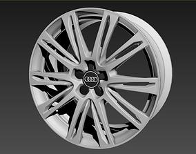 3D model Wheel for Audi A8 S8