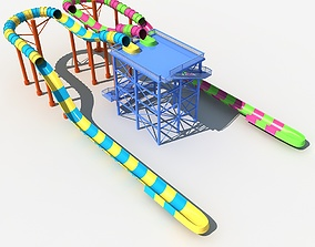 Water Slide 2 3D