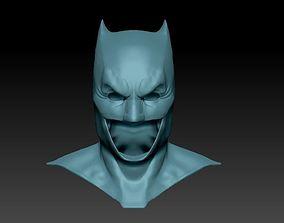 3D print model Batman Justice League Cowl V1