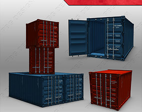Container 3D