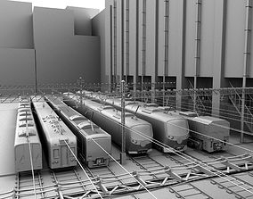 Train Yard 3D