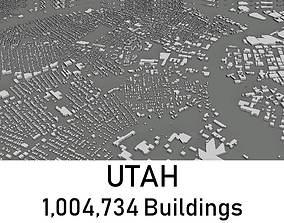 game-ready Utah - 1004734 3D Buildings
