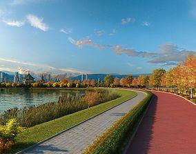 city park 3D