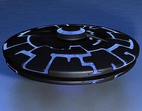 scifi 3D model Spaceship