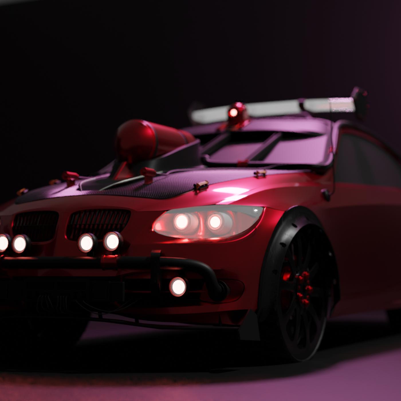 Concept Car Modeling