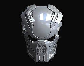 3D printable model Predator Fallout Mask