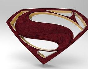 3D model Superman gadget