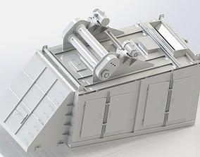 3D ZF-320-6 VIBRATING SCREEN FOR ASPHALT PLANT