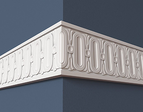 wall-decoration Frieze 3D
